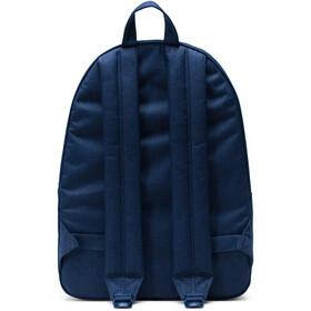 Herschel Classic Sac à dos, medieval blue crosshatch/medieval blue